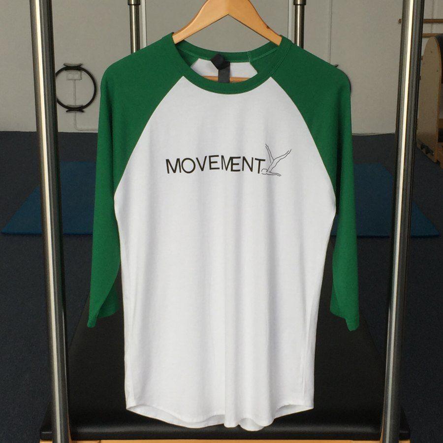 Movement Health raglan tee